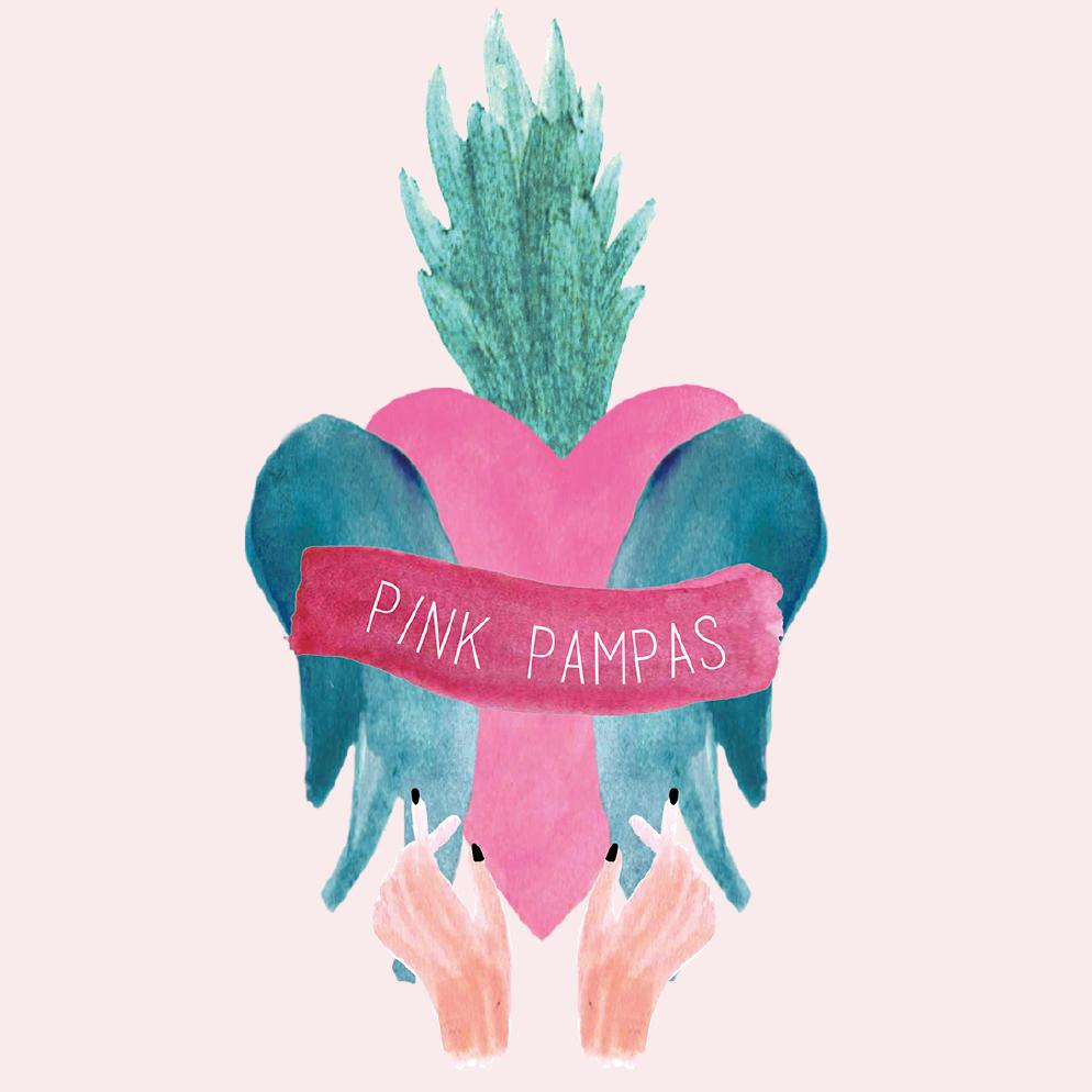 PINK PAMPAS – T SHIRT